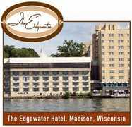 Edgewater Hotel - Hotel - CLOSED FOR 2 YEARS , Madison, WI, 53703, United States