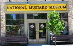 National Mustard Museum - Museum - 7477 Hubbard Ave, Middleton, WI, 53562
