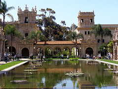 Balboa Park - Attraction - Balboa Park, San Diego, CA, San Diego, California, US