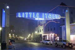 Little Italy San Diego - Attraction - Little Italy, San Diego, CA, San Diego, CA, US