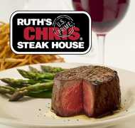 Ruth's Chris Steak House  - Restaurant - 1355 North Harbor Drive, San Diego, CA, United States