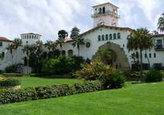 Santa Barbara Courthouse - Ceremony - 1100 Anacapa St, Santa Barbara, CA, 93101, US