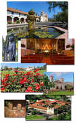 The Santa Barbara Mission - Attractions - 2201 Laguna St, Santa Barbara, CA, 93105, US