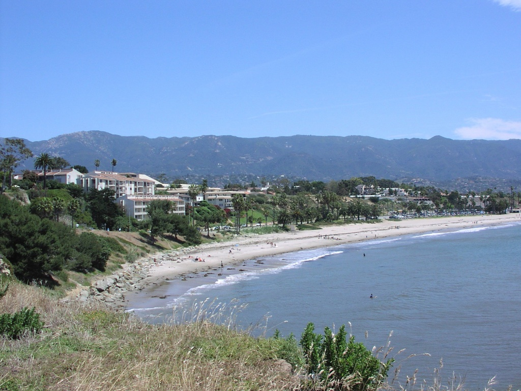 Beach Break Cafe Santa Barbara Ca