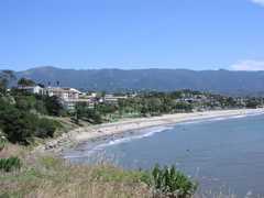 Leadbetter Beach - Beaches - Leadbetter Beach, Santa Barbara, CA 93109, Santa Barbara, California, US