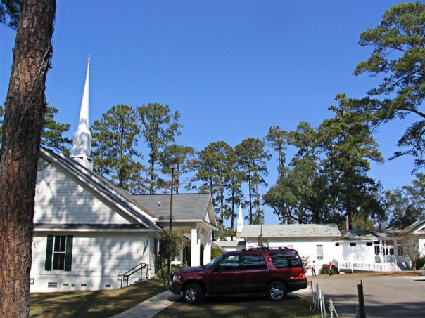 Bradfordville First Baptist Church - Ceremony Sites - 6494 Thomasville Rd, Tallahassee, FL, 32312