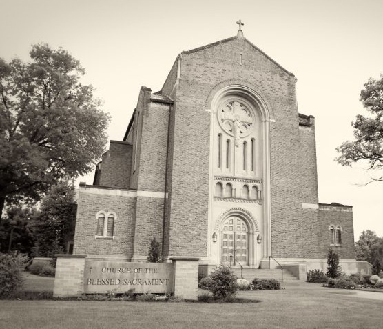 Blessed Sacrament Church - Ceremony Sites - 2409 Dixie Highway, Ft. Mitchell, KY, United States