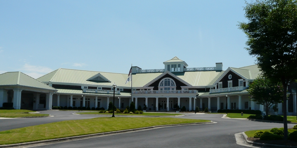 Cape Fear Country Club - Reception Sites - 1518 Country Club Road, Wilmington, NC, 28403