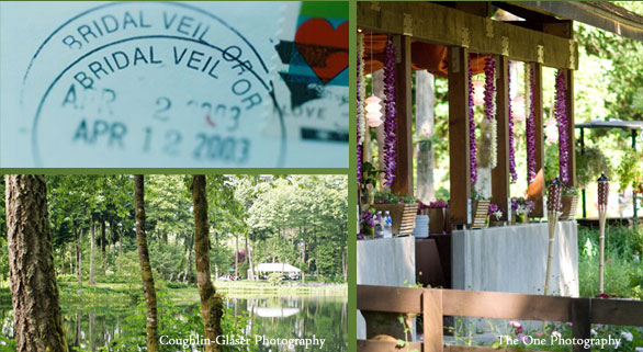 Ceremony Location - Ceremony Sites - Bridal Veil, OR