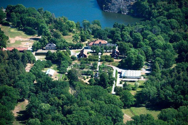 Nyckelvikens Herrgård - Reception Sites - Nyckelviksvägen 1,  131 49, Nacka