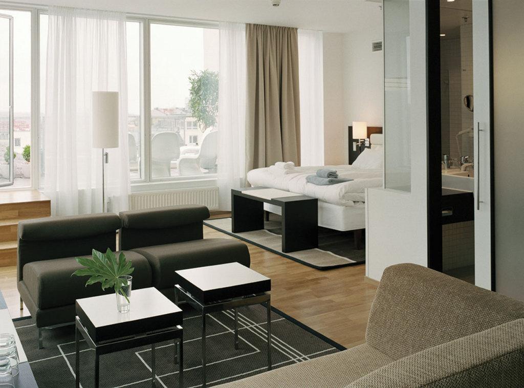 Clarion Hotel Stockholm - Hotels/Accommodations - Ringvägen 98, Stockholm, Sweden