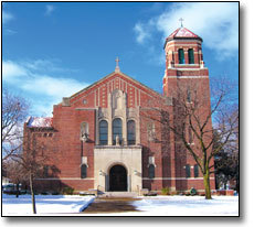St. James Catholic Church - Ceremony Sites - 241 Pearson St, Ferndale, MI, 48220