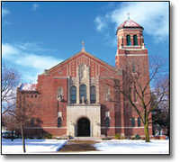 St. James Catholic Church - Ceremony - 241 Pearson St, Ferndale, MI, 48220