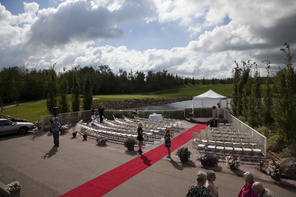 Eagle Rock Golf Course - Ceremony Sites - 50549 Range Road 234, Sherwood Park, AB, T6H 4N6, Canada