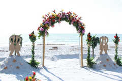 Fort DeSoto Park - Ceremony - 3500 Pinellas Bayway S, St Petersburg, FL, 33715