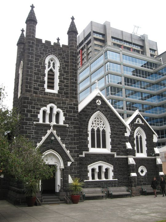 St Augustine's Church - Ceremony Sites - 631 Bourke St, Melbourne, VIC, 3000