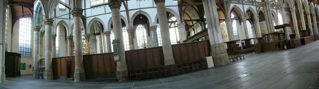 Oude Kerk - Ceremony Sites - Amsterdam, North Holland