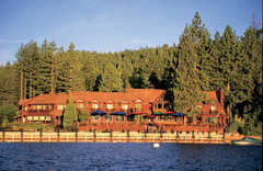 Sunnyside Restaurant & Lodge - Hotel/Lodge - 1850 West Lake Boulevard, Sunnyside-Tahoe City, CA, United States