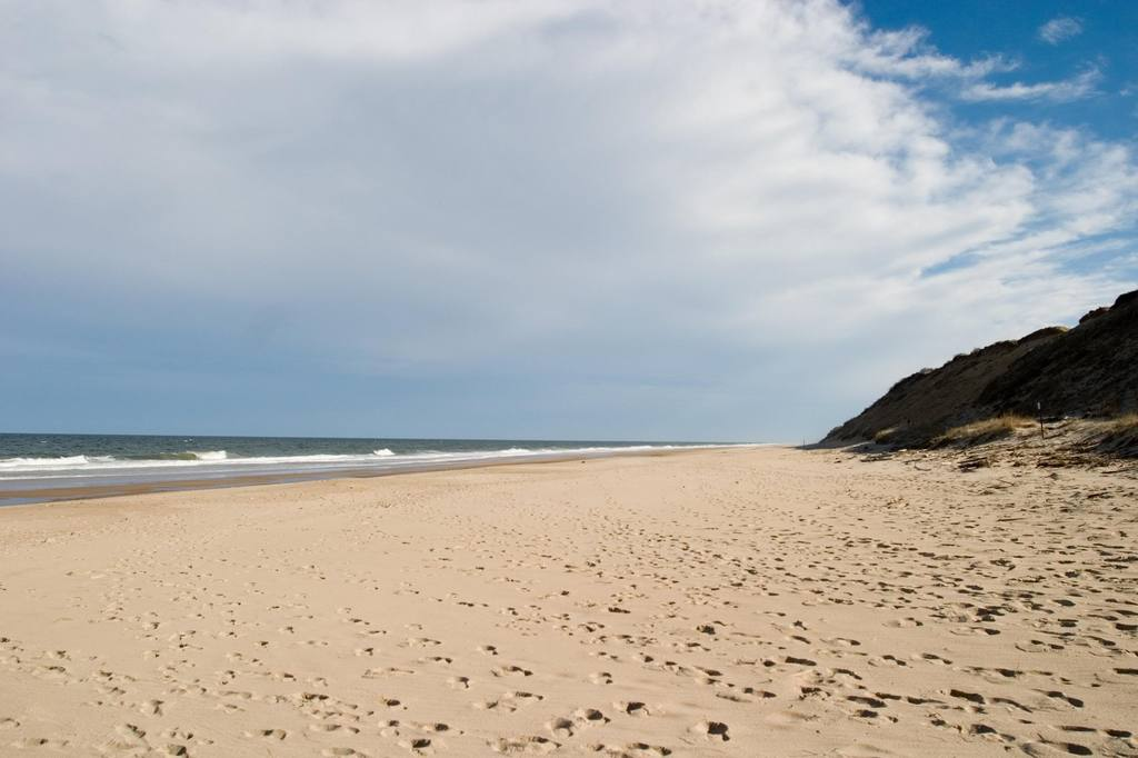 Sunrise Ceremony - Ceremony Sites - Marconi Beach, Wellfleet, MA, Wellfleet, Massachusetts, US