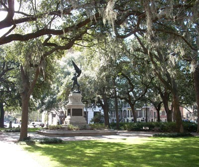 Madison Square - Ceremony Sites - Savannah, Georgia, United States