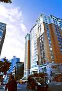 Courtyard Marriott San Francisco Downtown - Hotel - 299 Second Street, San Francisco, CA, United States