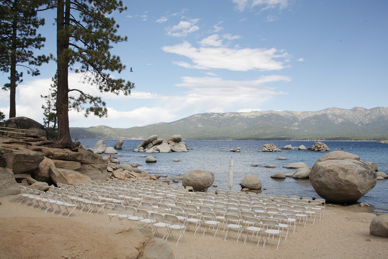 One Of The Final Options - Ceremony Sites - Meeks Bay, CA 96142, Meeks Bay, California, US