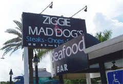 Ziggie and Mad Dog's - Restaurant - 83000 Overseas Hwy, Islamorada, FL, 33036