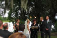 Ceremony and Reception - Ceremony - Magnolia Plantation Rd, Charleston, SC, 29414