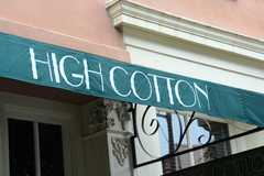 High Cotton - Restaurant - 199 East Bay St., Charleston, SC, 29401, USA