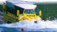 Boston Duck Tours - Attraction - departure location, science park, Boston, MA, United States