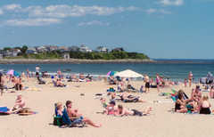 Hampton Beach - Attraction - Hampton Beach, NH 03842, Hampton, New Hampshire, US