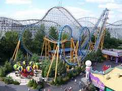 Six Flags New England - Attraction - 1623 Main St, Agawam, Massachusetts, United States