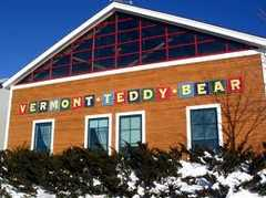 Vermont Teddy Bear Co Inc - Attraction - 6655 Shelburne Rd, Shelburne, VT, United States