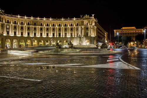 Piazza Della Signoria - Attractions/Entertainment - Piazza della Signoria, Firenze, Tuscany, IT