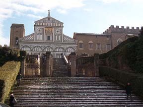 Abbazia Di San Miniato Al Monte - Ceremony Sites, Attractions/Entertainment - Via delle Porte Sante, 34, Florence, Tuscany, Italy