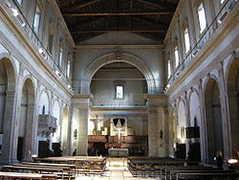 Chiesa di San Salvatore al Monte - Churches - Via di San Niccolò, 48, Florence, Tuscany, Italy
