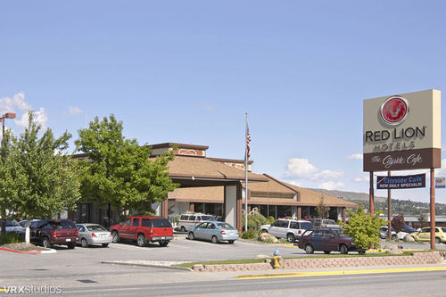 Red Lion Hotel Wenatchee - Hotels/Accommodations, Reception Sites - 1225 N Wenatchee Ave, Wenatchee, WA, 98801