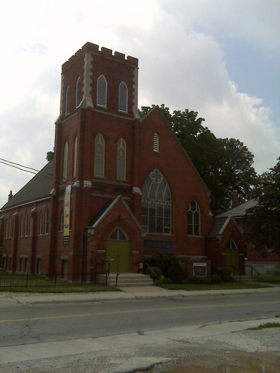 St. John's Anglican Church - Ceremony Sites - 20 Flora St, St Thomas, ON, N5P 2X4
