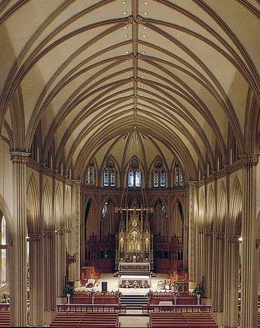 Assomption De Marie Cathedral - Ceremony Sites - 362 Rue Bonaventure, Trois-Rivières, QC