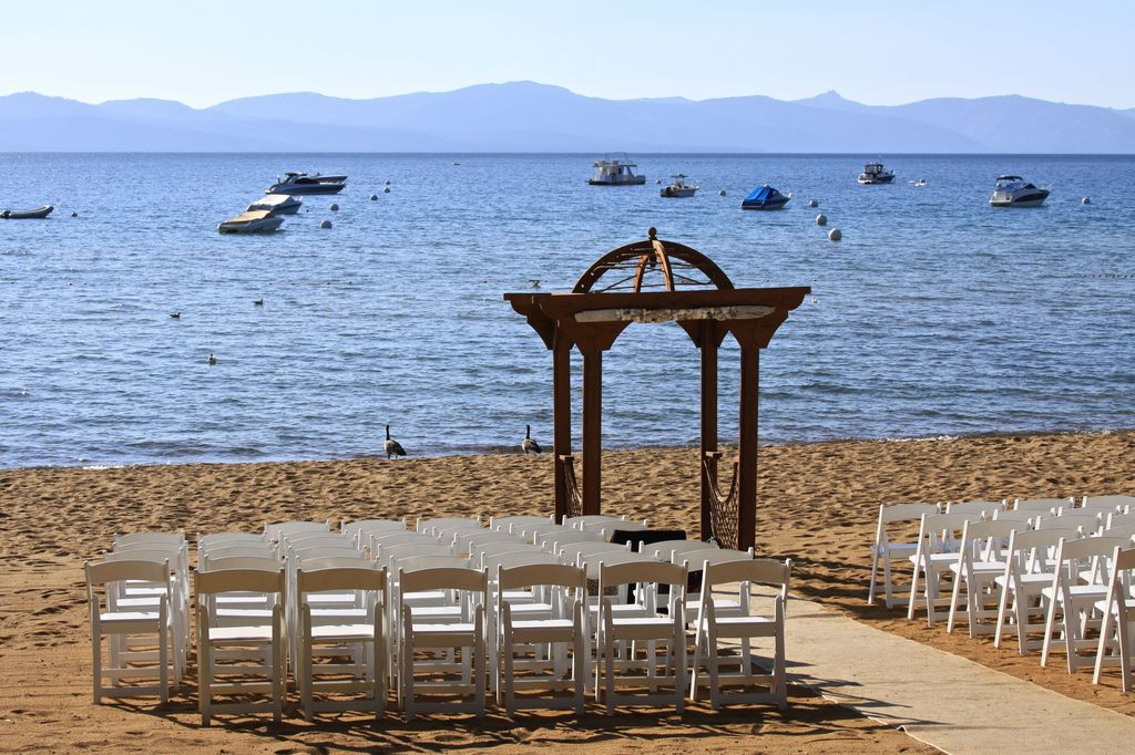 Zephyr Cove Resort - Hotels/Accommodations, Ceremony Sites, Reception Sites - 760 Hwy 50, Zephyr Cove, NV, 89448