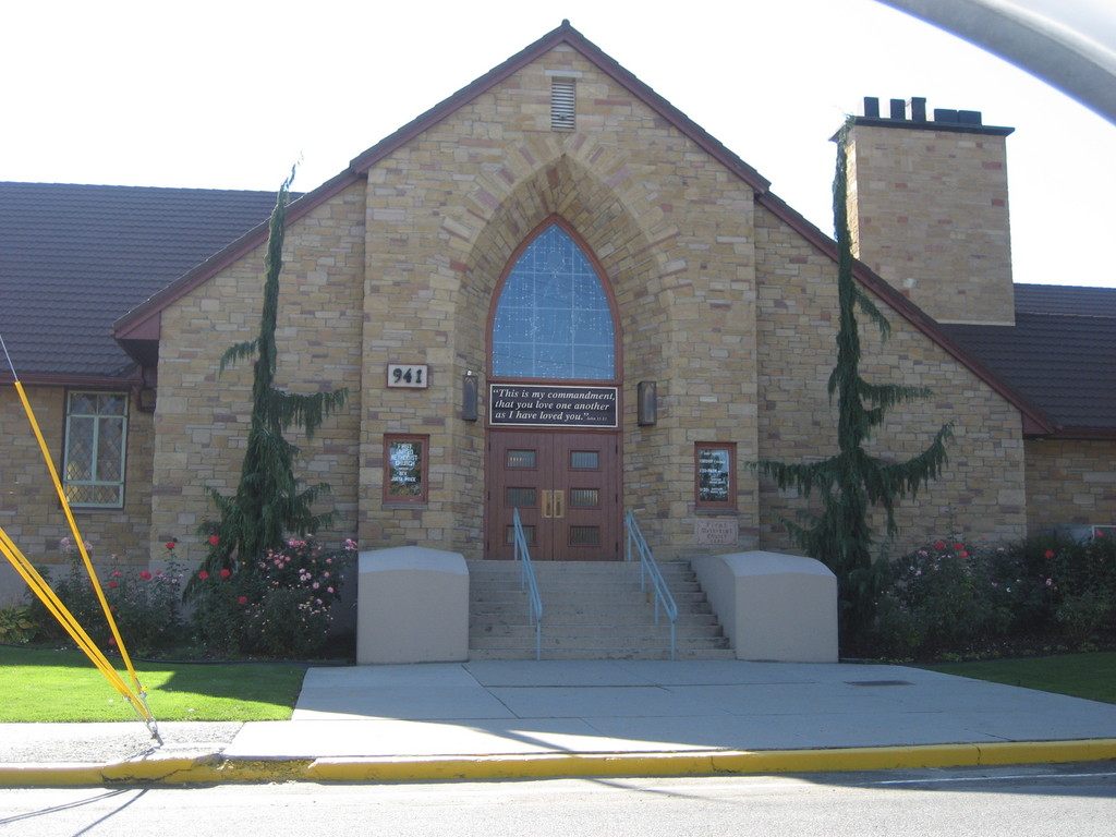 First United Methodist Church - Ceremony Sites - 941 Washington St, Wenatchee, WA, 98801