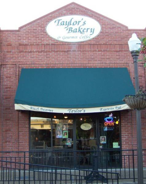 Taylor's Bakery & Gourmet - Restaurants - www.taylorsbakeryandcoffee.com,, 132 N College St, Auburn, Alabama, United States