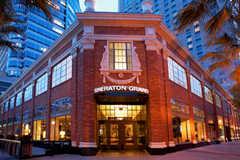Sheraton Grand - Hotel - 1230 J Street, Sacramento, CA, USA