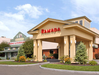 Ramada Conference Center - Hotels/Accommodations, Reception Sites - 490 Pleasant St, Lewiston, ME, 04240