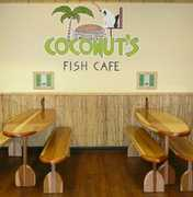 Coconut's Fish Cafe LLC - Restaurant - 1279 S Kihei Rd, Kihei, Hawaii, United States