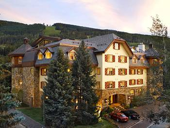 Tivoli Lodge - Hotels/Accommodations - 386 Hanson Ranch Road, Vail, CO, United States