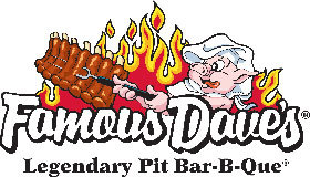 Famous Dave's BBQ - Caterer - 3001 Hennepin Avenue # G109, Minneapolis, MN, USA
