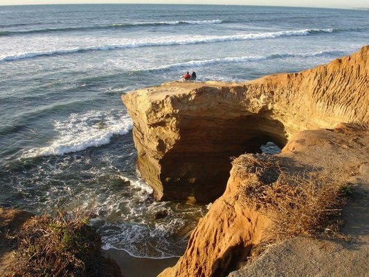 Sunset Cliffs - Attractions/Entertainment, Beaches - Sunset Cliffs, San Diego, CA, San Diego, California, US