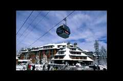 Heavenly gondola and zip line - Attraction - Heavenly Village Way, South Lake Tahoe, CA, US