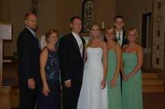 St Mary's Catholic Church - Ceremony - 1303 West Broadway Street, Winona, MN, United States